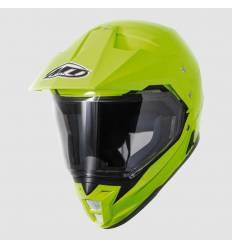 Casco cross MT Helmets Synchrony Duo Sport Amarillo Flúor