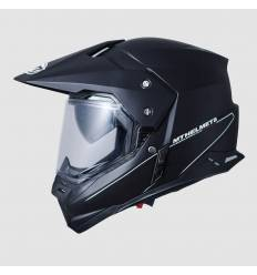 Casco cross MT Helmets Synchrony Duo Sport Negro