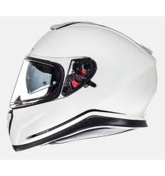 Casco integral MT Helmets Thunder 3 Solid Blanco