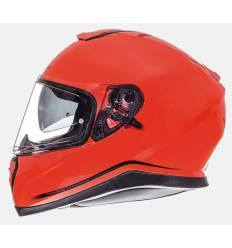 Casco integral MT Helmets Thunder 3 Solid Naranja