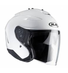 Casco jet HJC IS-33 II BLANCO