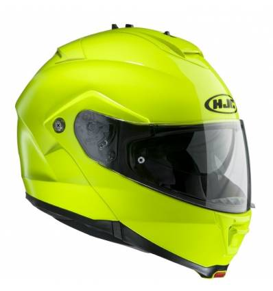 Casco modular HJC IS-MAX II VERDE FLUO