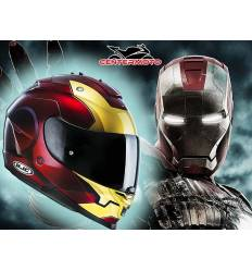 Casco integral HJC Iron Man Marvel