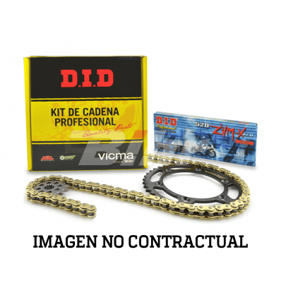 Kit cadena DID 520DZ2SDH (13-47-110)