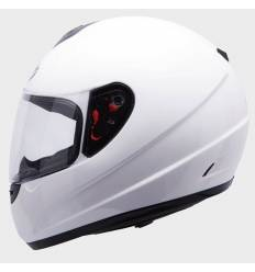 Casco integral MT Helmets Thunder Solid Blanco