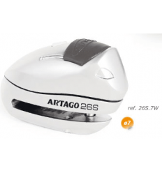 Candado Disco Antirrobo ARTAGO 26S 10mm